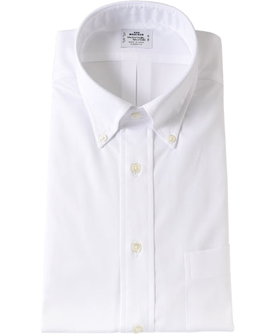 NEW YORK CLASSIC FIT Button Down Pinpoint Oxford