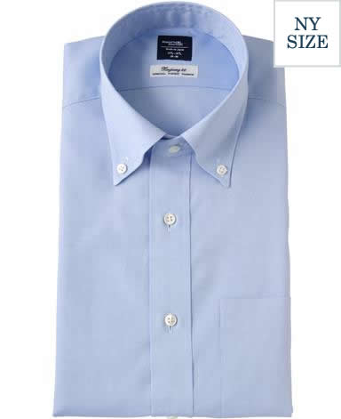 NEW YORK SLIM FIT Button-down/Pinpoint Oxford