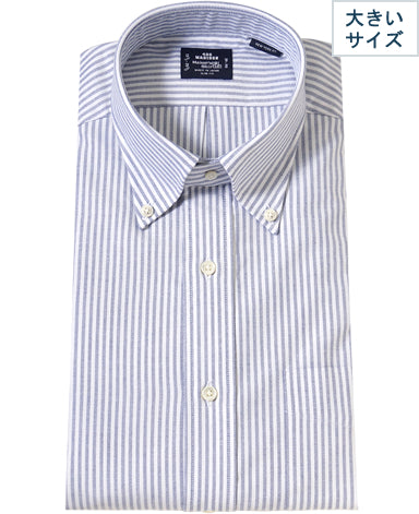 NEW YORK SLIM FIT Button-down Oxford