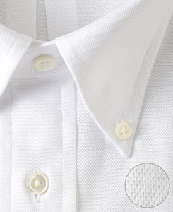 NEW YORK CLASSIC FIT Button Down Leno