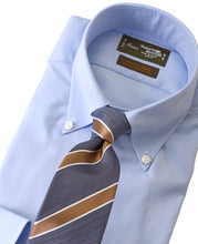 Load image into Gallery viewer, TOKYO SLIM FIT - 200/4PLY FIRENZE Button Down Royal Oxford
