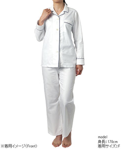 WOMENS PAJAMAS牛津布棉