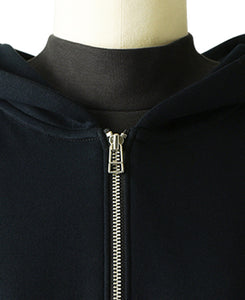 WOMEN Half-Zip Pop-Over Sweater