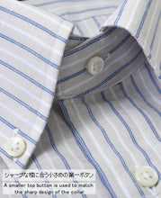 Load image into Gallery viewer, TOKYO SLIM FIT Button down Cotton Linen