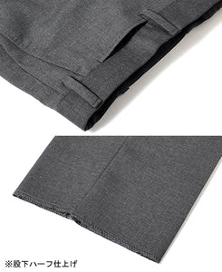 ITALIAN WOOL TROUSERS TRAVELER