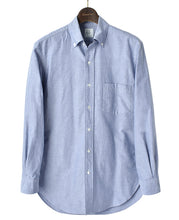 Load image into Gallery viewer, SELVEDGE SHIRT Button Down Oxford