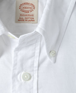VINTAGE IVY NEW YORK FIT Button Down Oxford