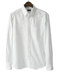 134 CASUAL SHIRT - UNTUCKED Button Down Oxford