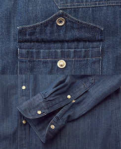 134 CASUAL WESTERN Straight Denim