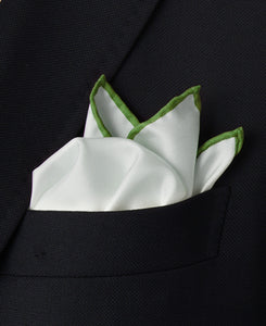 SILK POCKET SQUARE Made in Japan