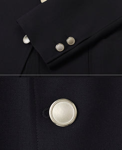 IVY JACKET METAL BUTTON MARTIN & SONS