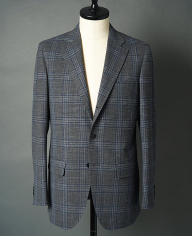 WOOL LINEN JACKET Luxury|E.ZEGNA