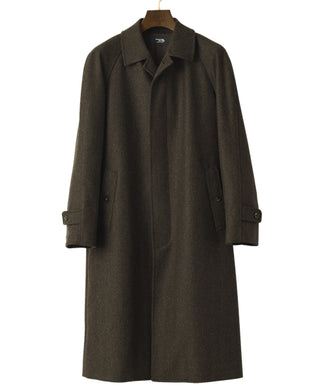 BALMACAAN COAT Wool