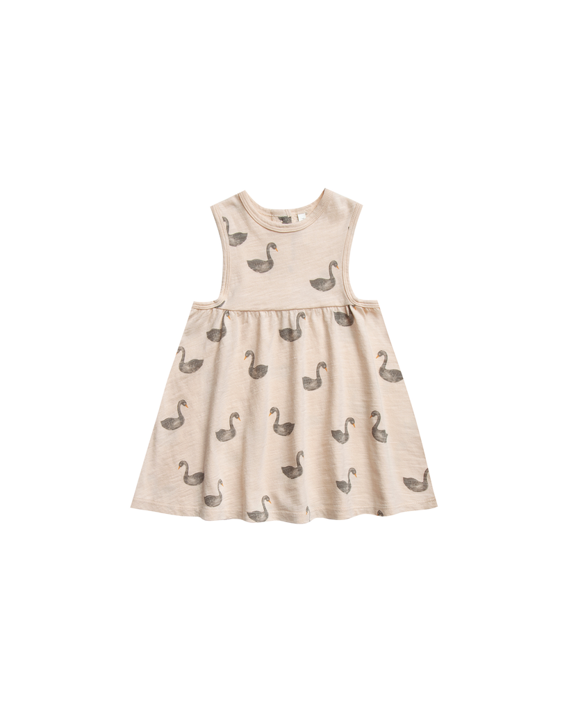 layla swans dress