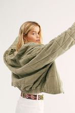 Load image into Gallery viewer, free people quilted dolman jacket