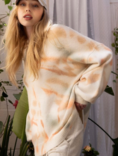 Load image into Gallery viewer, pol tie dye pullover