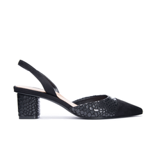Load image into Gallery viewer, chinese laundry cabella snake sling back