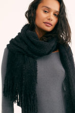 Load image into Gallery viewer, free people whisper fringe blanket scarf