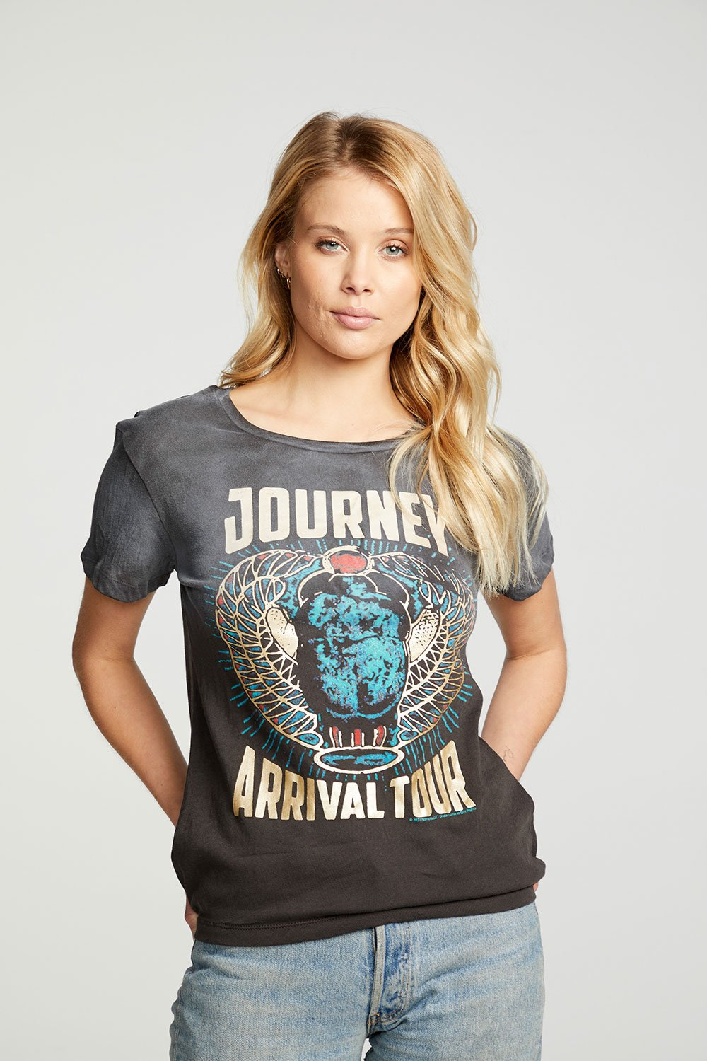 chaser journey arrival tee