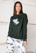 Load image into Gallery viewer, daisy street rocky mountains sweatshirt