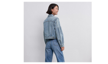 Load image into Gallery viewer, levi's full sleeve trucker