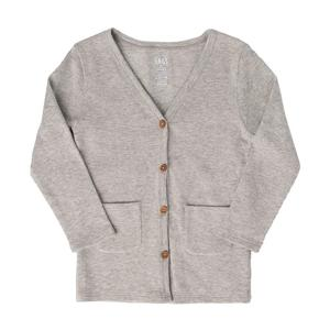 rags to raches kids pocket cardigan