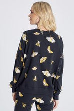 Load image into Gallery viewer, wildfox sommers moth sweatshirt