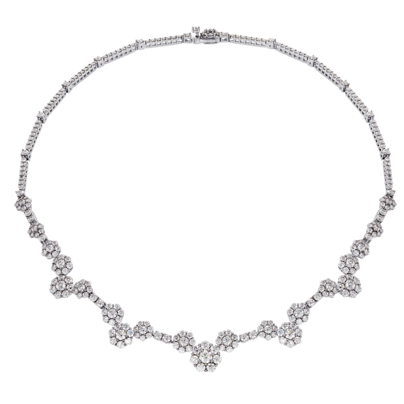 Hearts On Fire Beloved Diamond Necklace