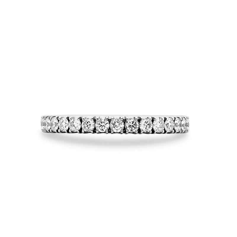 Round Brilliant Cut Diamond Eternity Ring