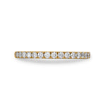 Dracakis 18ct Yellow Gold Brilliant Cut Diamond Wedding Ring