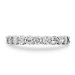 Round Brilliant Cut Diamond 3ct Eternity Ring