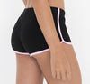 Warrior Princess Retro Barbell Club Cutie Shorts
