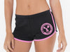 Warrior Princess Retro Rosette Cutie Shorts