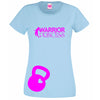Warrior Princess Kettle Bell T Shirt Lady Fit