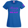 Beauty and a Beast - Sarah Davies T Shirt