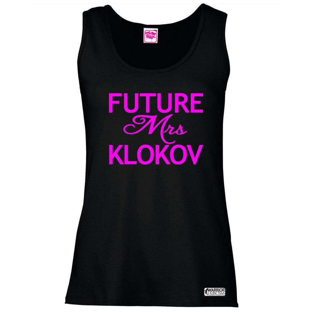 Future Mrs Klokov Vest