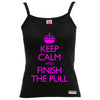 Keep Calm and Finish the Pull, Vest