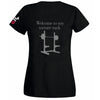 Fifty Shades of Strong - Sarah Davies T Shirt