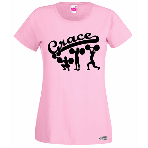 Grace Lady Fit T Shirt