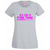 21 15 9 For Time T Shirt Lady Fit