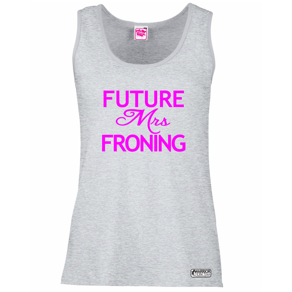 Future Mrs Froning, Vest