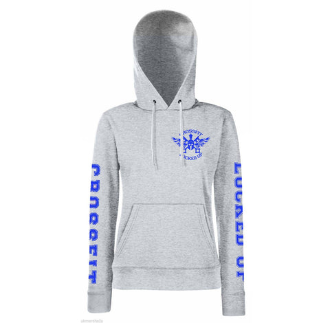 CrossFit Locked Up Hoodie Style 2