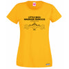 Little Miss Warrior Princess T Shirt