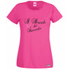 I Break Hearts and Records T Shirt