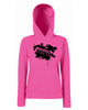 Warrior Princess Splash Lady Fit Hoodie (Hooded Sweatshirt)