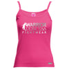 Warrior Princess Fightwear Vest Silver Design