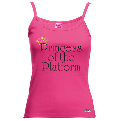 Princess of the Platform Vest