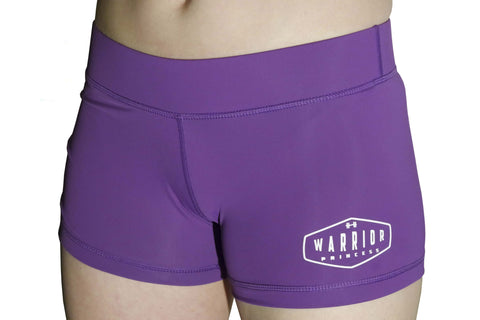 Booty Shorts - Purple