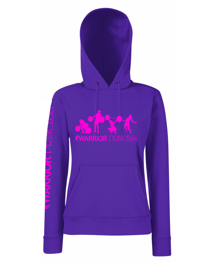 Snatch Sequence Lady Fit Hoodie (Hooded Sweatshirt)
