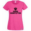 Russia Weightlifting Double Eagle - Evstyukhina T Shirt